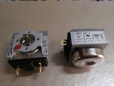 新款 半圆轴120分钟电压力锅定时器 高压电饭煲锅 电子机械开关
