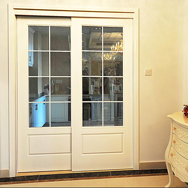 00 ☆ 欧式现代免漆门烤漆门复合实木门卫生间玻璃门套装门厨房门