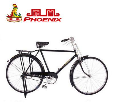 凤凰28自行车图片