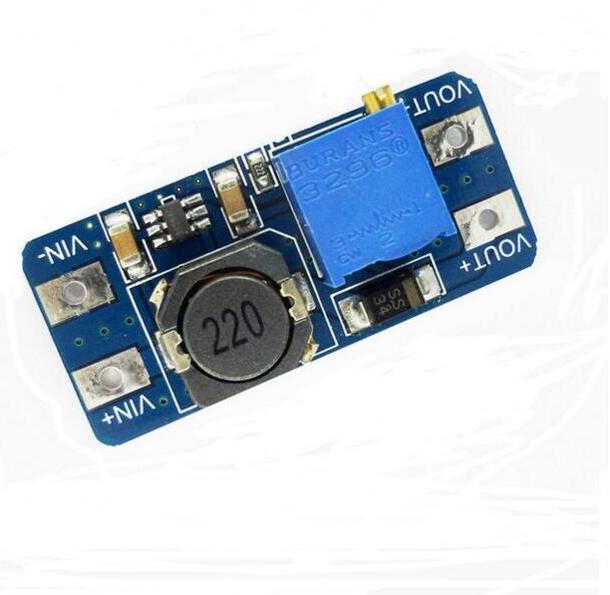 dc-dc升压模块2a升压板输入电压2-24v升5/9