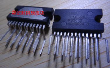 tda8563q zip13 双声道立体声功率放大器
