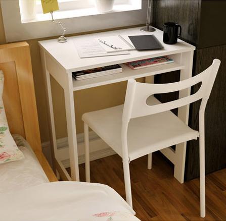 韩式儿童简易书桌小学生写字台学习桌小户型卧室