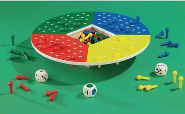 幼儿园中班桌面游戏制作图片