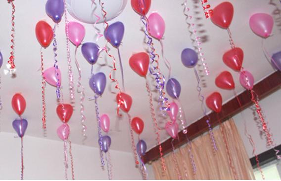 折气球花的步骤图片