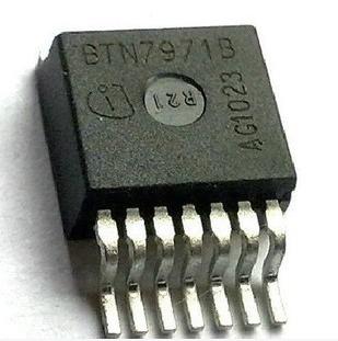 btn7971b 大功率 电机驱动模块