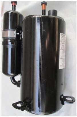 压缩机 松下panasonic空调压缩机2k32c225aua
