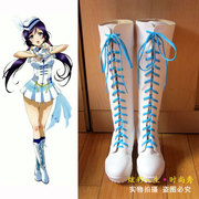 taobao agent ◆cosplay Love Live Wonderful Rush 五单 COS鞋子靴子◆有大码
