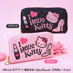 ��ѾѾ�{����1��Hello Kitty × �v �ޤ���(Love Channel) �L�X��