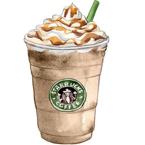 欧美插画师 冰淇淋食物甜点饮品 手绘手稿 临摹素材电子图片143张