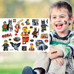 ���ߴ��ӰThe Lego Movie��ͨ�y���N����ͯ�����y���N�������l
