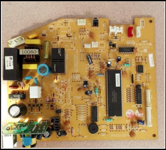 华淩空调电路板 配件挂机电路板原装电路版