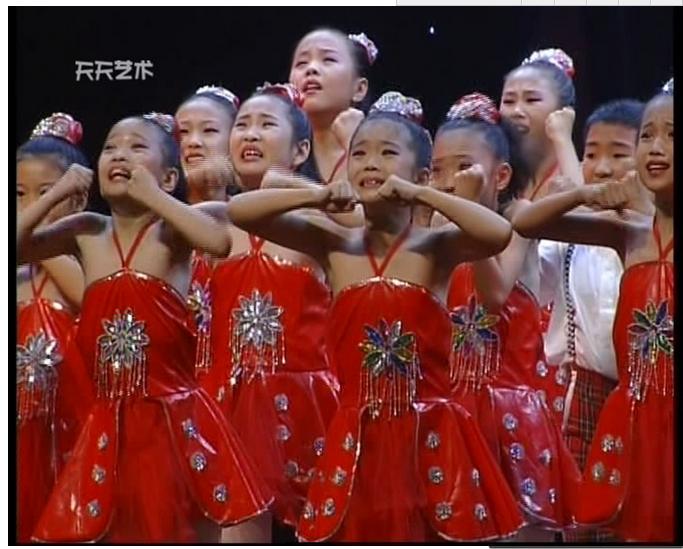 新款六一儿童演出舞蹈裙幼儿园演出表演服装老师你最