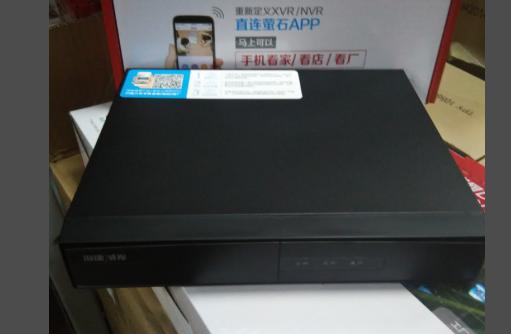 海康ds-7804n-k1/c 4路网络监控录像机