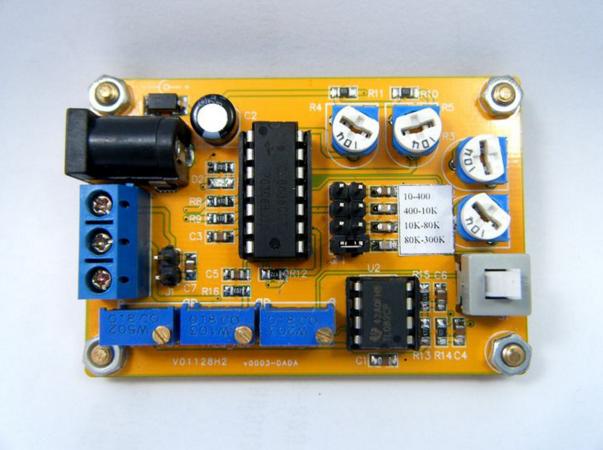 icl8038信号发生器/正弦波/三角波/方波/模块