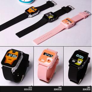 儿童gps定位手表卫星跟踪追踪器儿童学生手环防丢防