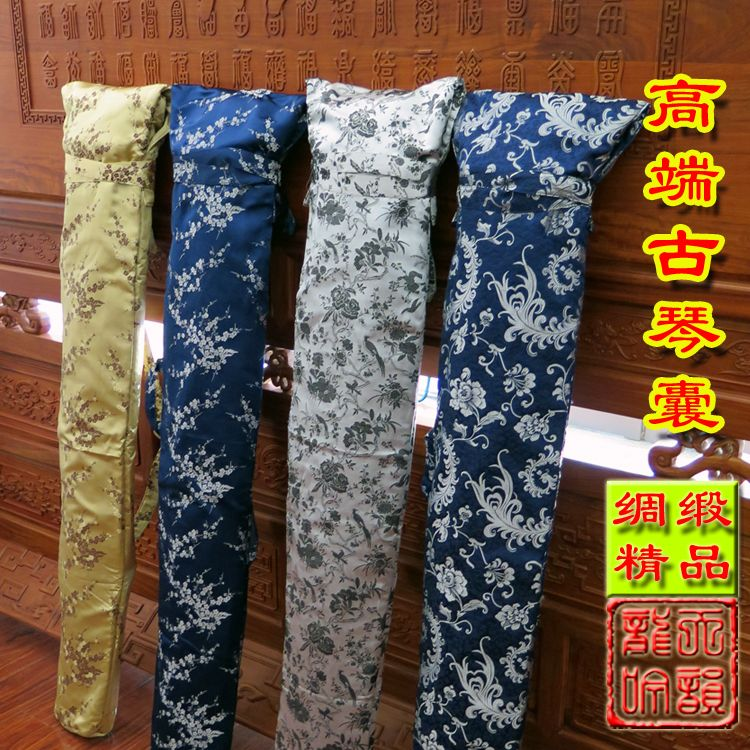Factory direct generic guqin zither, cotton clothing guqin SAC Oxford bags of materials Jean SAC views