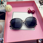2017 Korea GM Polarized Sunglasses New Network red Zhang Yuxi Wang Liuwen star with a all-match sunglasses glasses