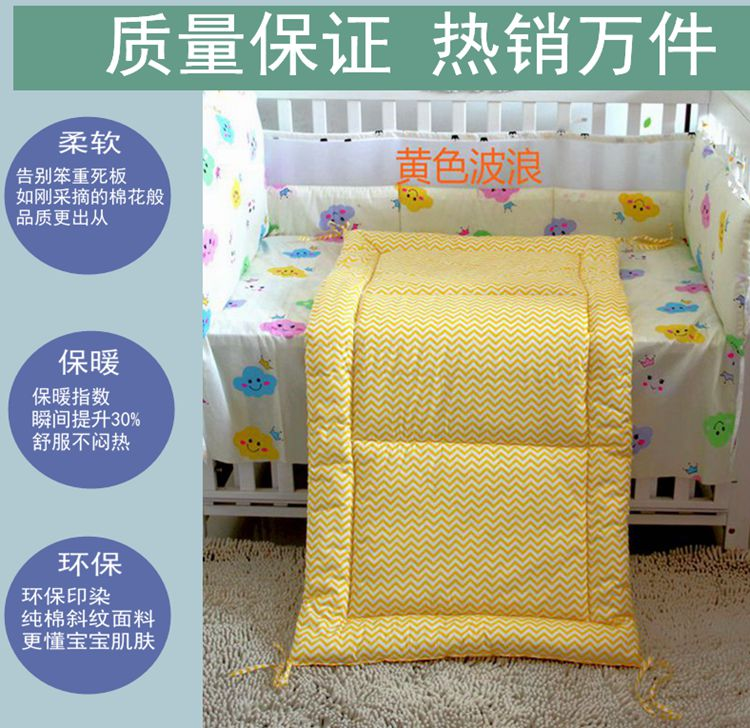 Custom children mattress mattress pad cotton cushion winter kindergarten kids washable bag mail baby mattress