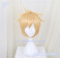 Cosplay wigs COS v vocaloid mirror sounds even younger brother formula wig