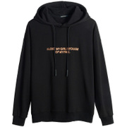 ALT autumn ulzzang Hoodie male Korean oversize Hoodie sleeve long sleeved loose hip hop in the tide