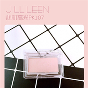 New products! JILL LEEN Color Blush scheming high light PK107 Apple muscle Bang Bang