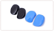 Baked Hair Coloring special earmuffs senior hairdressing tool soft plastic protective waterproof ear ear hair salon