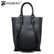 Jules lash big bag leather handbag 2017 autumn cowhide bulk bag lady single shoulder bag handbag