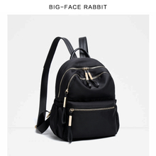 2018 new bag Oxford cloth shoulder bag female Korean wave wild fashion backpack ulzzang student bag