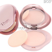Genuine BOB heart or Qing Yan flawless makeup bronzing powder powder counter moisturizing Concealer lasting