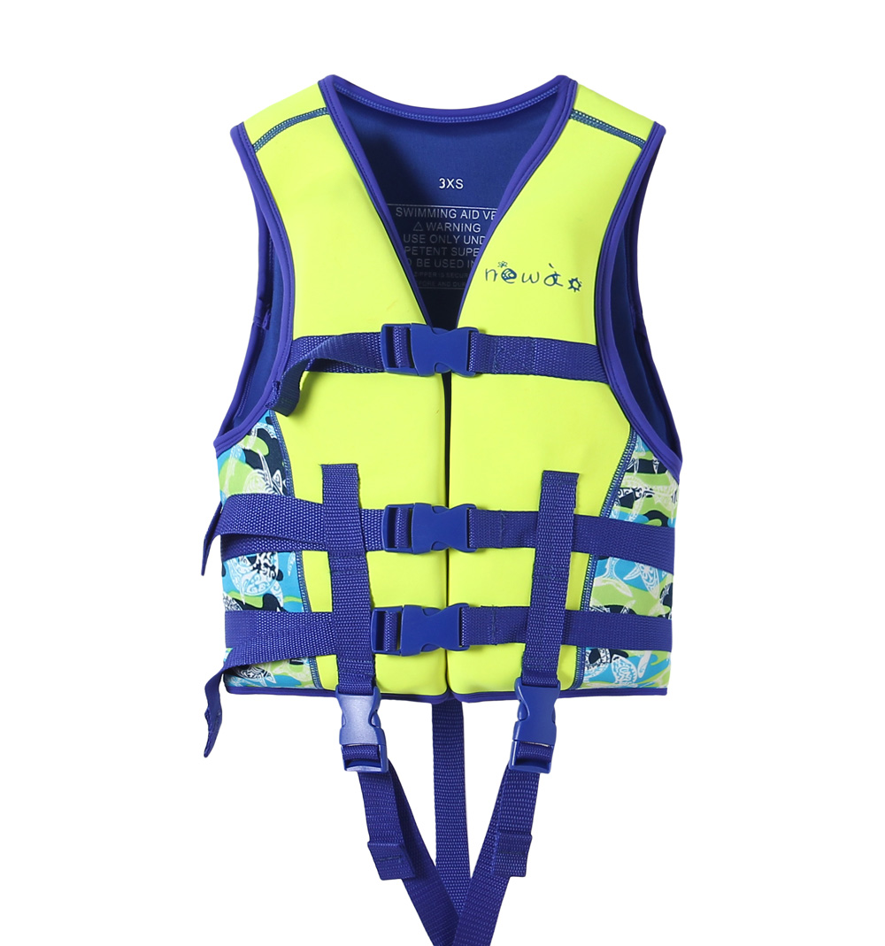 Children's life jackets drift snorkeling swim professional buoyancy vest appearance defects for boys preferential treatment