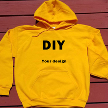 Custom made women's Sweatshirt DIY girls hoodies