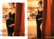 The new 2017 pregnant women photo studio photography pictures of individual character vogue maternity pregnant suit clothes on sale