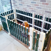 The pet dog fence fence small dog dog fence Tactic removable fence door dog cage