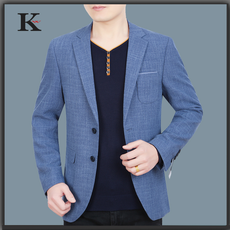 2017 spring NEW MENS, men's suits, leisure business, thin money jacket, coat, male, 30/40/50 years old, Dad