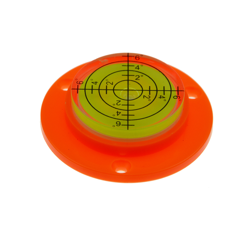 Universal magnetic level level level level quasi global water bead instrument with a locating hole straight through 50MM