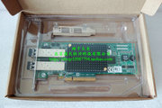 New original Emulex LPE12002 8G HBA card, DELL c856m warranty one year