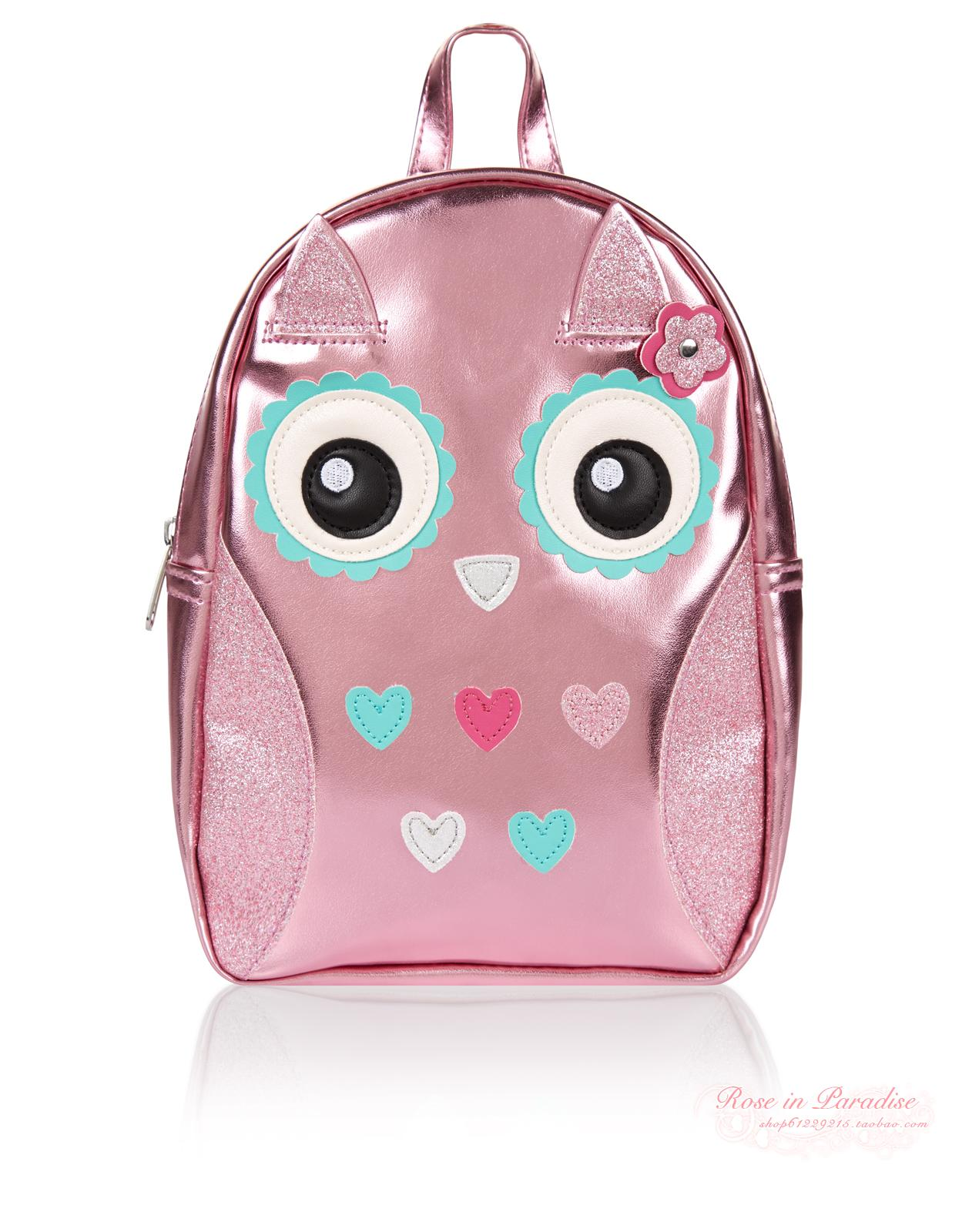 Domestic Monsoon purchasing girl, girl, cute penguin Backpack