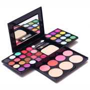 Beginners make-up compact disc 39 color makeup makeup suits full set of pearl powder Eyeshadow combination beauty
