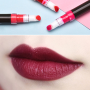 Honey like lip gloss lip lip matte pressing cushion milk glaze lasting waterproof cushion is not easy to fade lipstick lip liquid dye