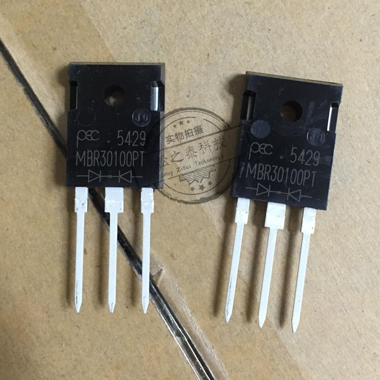Rectifier Diode Schottky 30V THT P600 SBX3030 schottkydioden THT 30A Diode