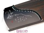 Direct manufacturers of portable instruments zither zither semi senior standard 163 mini small Zheng Zheng