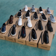 A special offer on clearance brand men's shoes leather shoes broken code Chegui male leather shoes market stocks