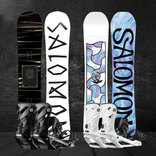 SALOMON N1920 All-around Snowboarding Fixer Set for Men and Women