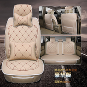 The new linen car seat cover four general BMW 1 Series 3 series GT5 series X1X3X5X62 series DX 5E seat cushion