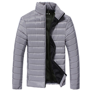 Men especially big yards more winter coat to keep warm cotton-padded clothes fertilizer increased down cotton-padded jacket tide men's wear loose cotton-padded jacket