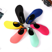 Snorkeling shoes and soft shoes beach shoes wading shoes slip fitness swimming shoes children shoes treadmill