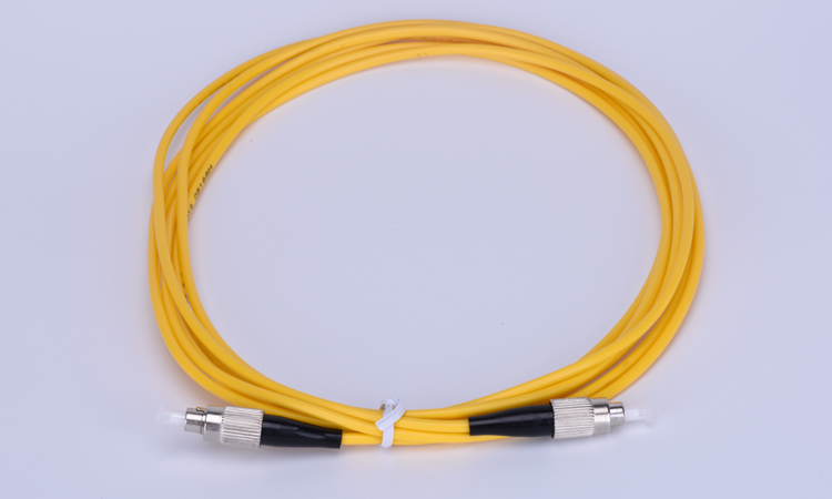 Telecom FC-FC single core single mode fiber jumper double pigtail round 10 bags of mail