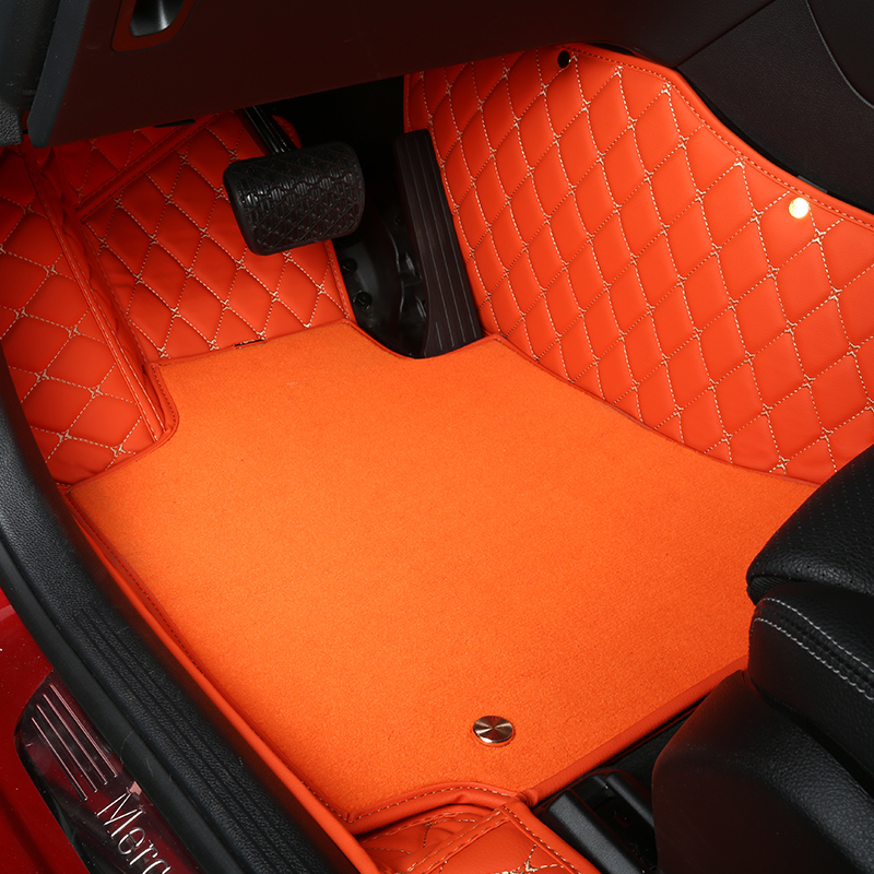3D立体全包专用汽车脚垫丝绒地毯雪佛兰迈锐宝XL新景程科帕奇创酷