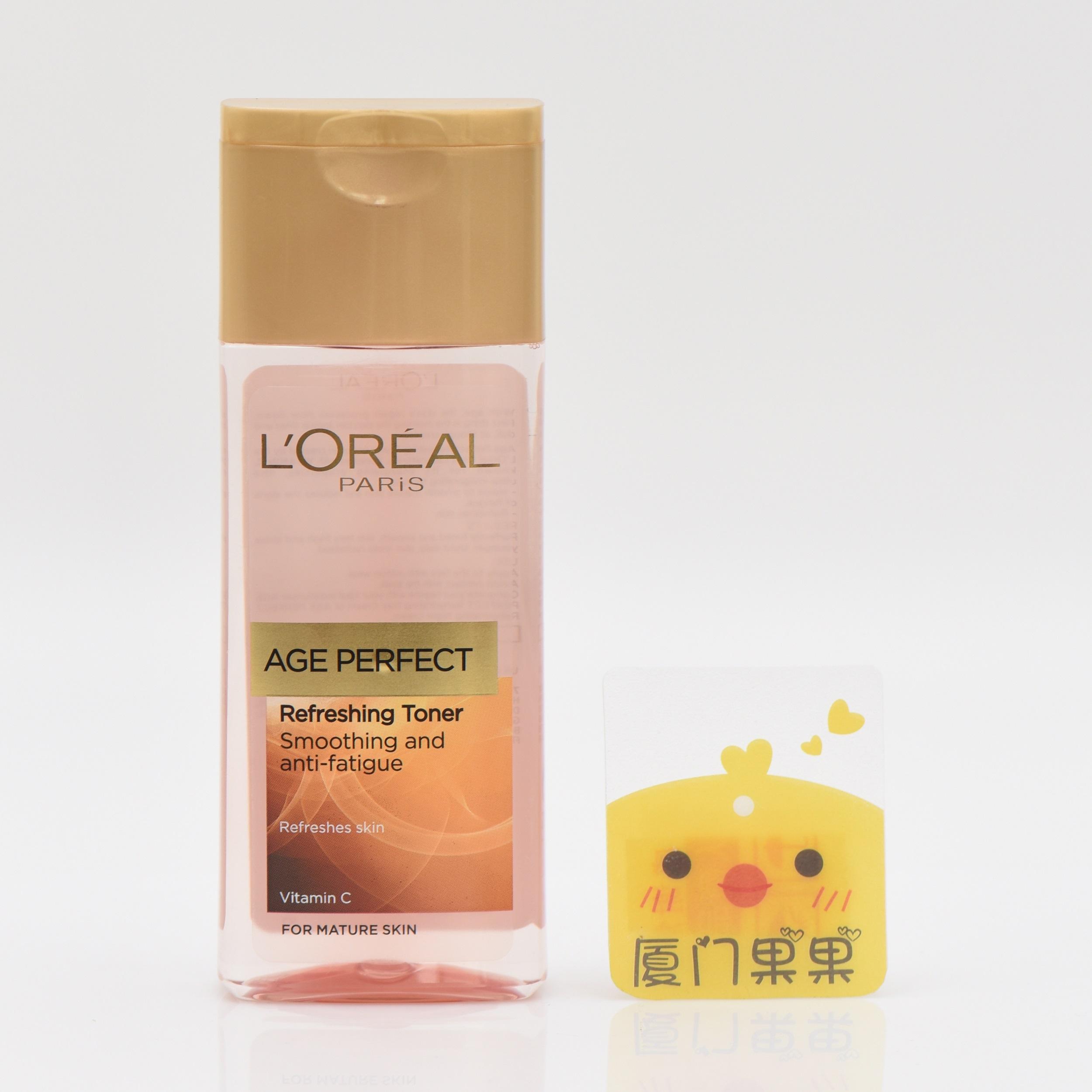 泰国免税 欧莱雅AGE perfect金致臻颜活肤水柔肤水爽肤水