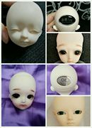 Bjd6 single head, by the name card of meat, painting, soom